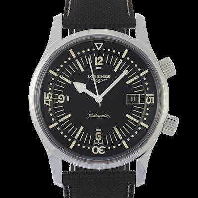Longines Heritage Legend Diver - L3.674.4.50.0