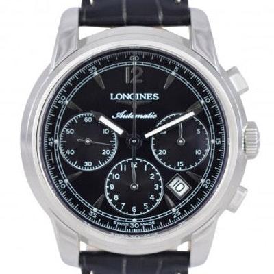 Longines Saint-Imier Automatic Chronograph - L2.752.4.52.3