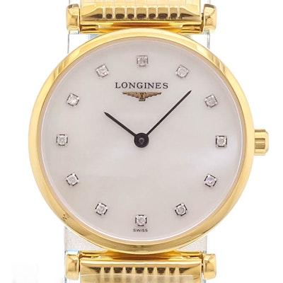 Longines La Grande Classique PVD - L4.209.2.87.8