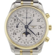 Longines Master Collection Chronograph - L2.673.5.78.7