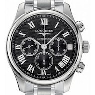 Longines Master Collection Chronograph - L2.693.4.51.6