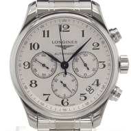 Longines Master Collection Chronograph - L2.693.4.78.6