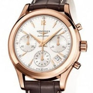 Longines Heritage Column Wheel Chronograph - L2.742.8.76.2