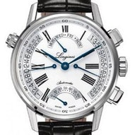 Longines Heritage Retrograde - L4.797.4.71.2