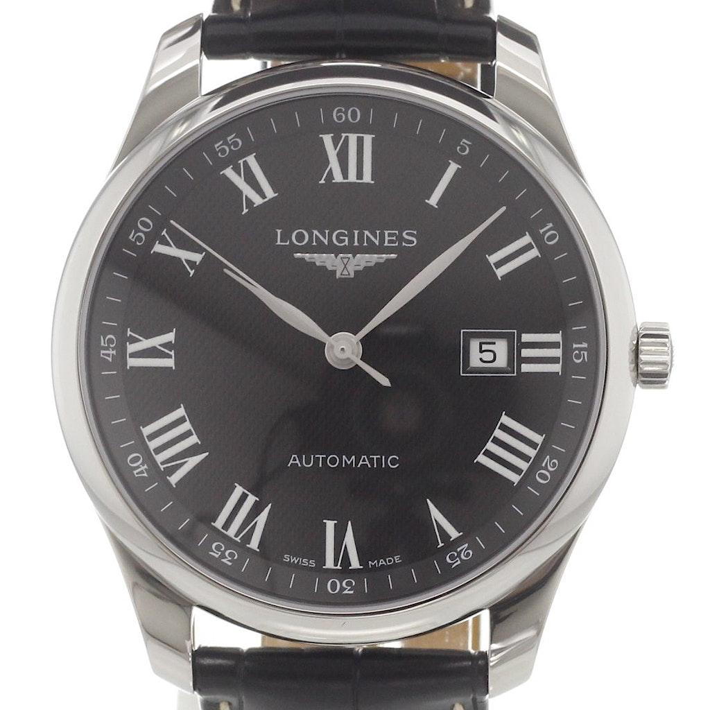 Longines Master L2.893.4.51.7 for Sale  ccfca2a612