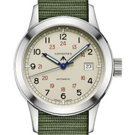 Longines Heritage Collection Military COSD - L2.832.4.73.5
