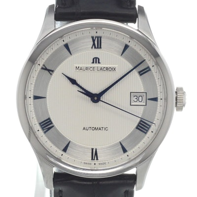 Maurice Lacroix Masterpiece Date - MP6407-SS001-111