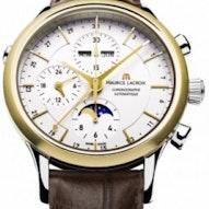 Maurice Lacroix Les Classiques Chronograph Phase de Lune - LC6078-YS101-13E