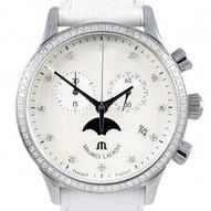 Maurice Lacroix Les Classiques Phase de Lune Chronographe Damen - LC1087-SD501-160