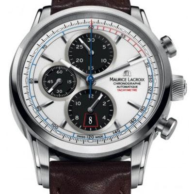 Maurice Lacroix Pontos Chronograph - PT6288-SS001-130