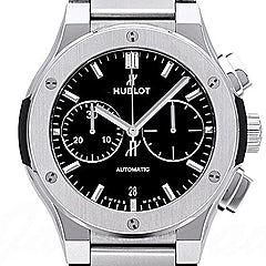 Hublot Classic Fusion Chronograph Titanium Bracelet - 520.NX.1170.NX