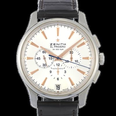 Zenith El Primero Captain - 03.2110.400/01.C498