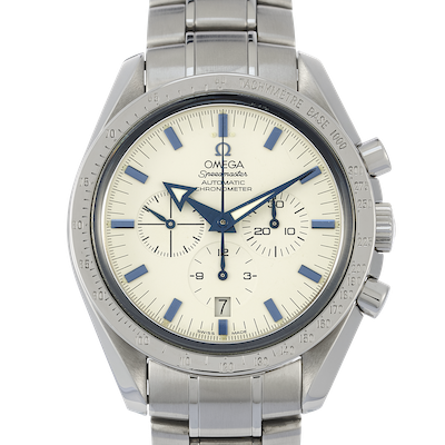 Omega Speedmaster Broad Arrow - 3551.20.00