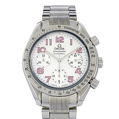 Omega Speedmaster Reduced Ladies MOP - 3534.74.00