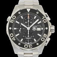 Tag Heuer Aquaracer 500M Automatic Chronograph - CAJ2110.BA0872