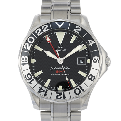 "Omega Seamaster 300 GMT ""50th Anniversary - 2534.50.00"