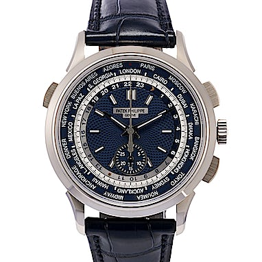 Patek Philippe Complications World Time Chronograph - 5930G-001