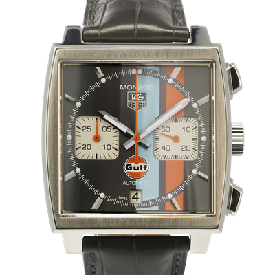 Tag Heuer Monaco Gulf Ltd. - CAW2113.FC6250