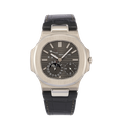 Patek Philippe Nautilus Power Reserve Moon Phases - 5712G-001