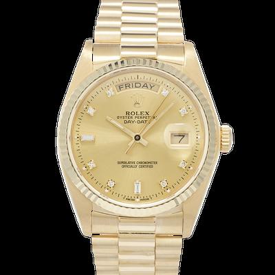 Rolex Day-Date 36 - 18038