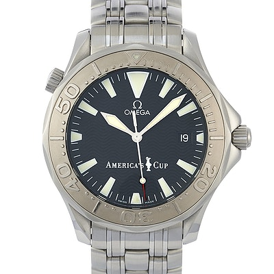 Omega Seamaster Professional 300M Americas Cup Ltd. - 2533.50.00