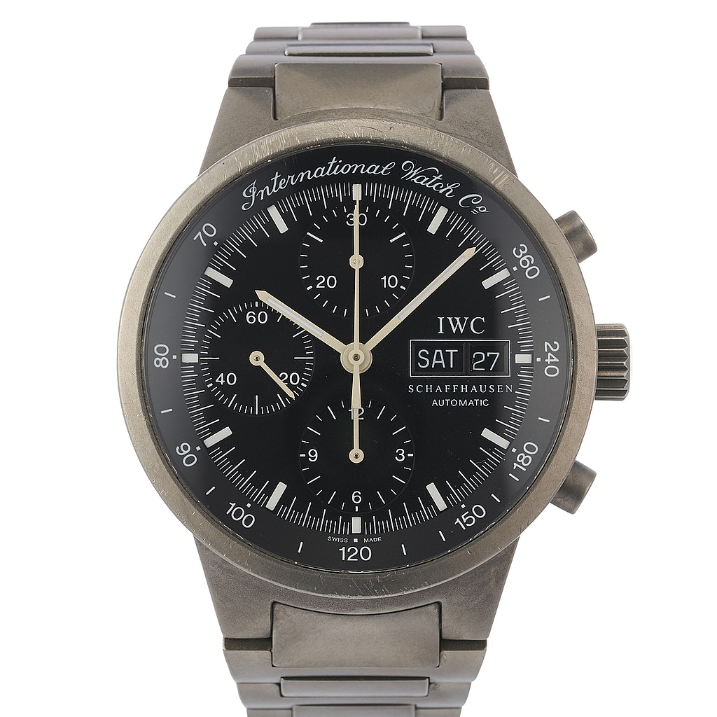 best service 55415 5db3a IWC GST IW370703 for Sale | CHRONEXT