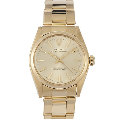 Rolex Oyster Perpetual 31 - 67488