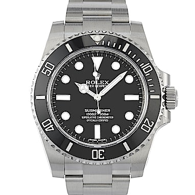 Rolex Submariner No Date - 114060