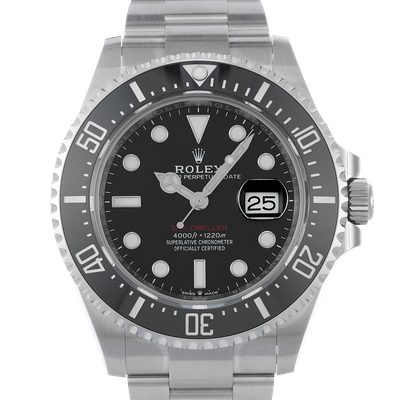 Rolex Sea-Dweller Single Red - 126600