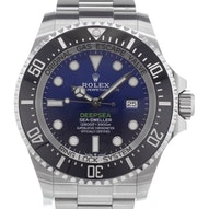 "Rolex Sea-Dweller Deepsea ""Baselworld 2018"" - 126660"