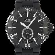 Oris Aquis Titan Small Second Date - 01 739 7674 7754-07 4 26 34BTE