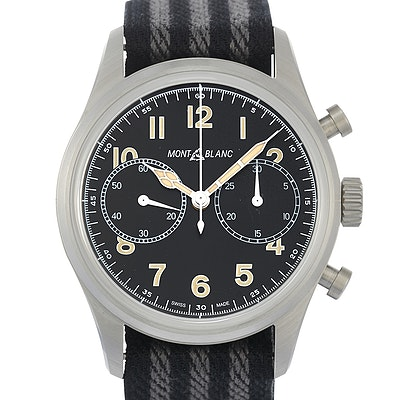 Montblanc 1858 Automatic Chronograph - 117835