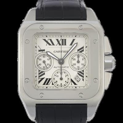 Cartier Santos XL 100 Chrono - 2740