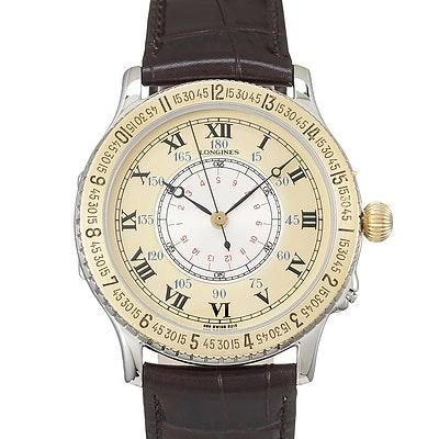 Longines Lindbergh Hour Angle - 989.5216.4622