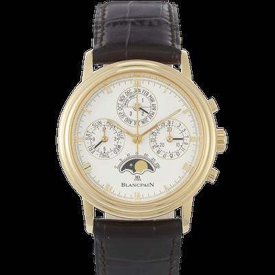 Blancpain Perpetual Calendar  - 5585-1418-A55
