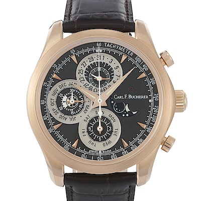 Carl F. Bucherer Manero Chrono Perpetual Ltd. - 00.10906.03.33.01