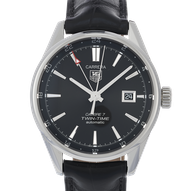Tag Heuer Carrera Calibre 7 Twin Time Automatic - WAR2010.FC6266