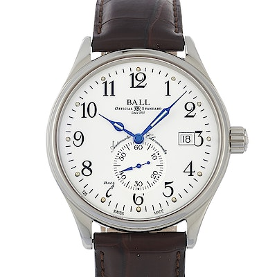 Ball Trainmaster Standard Time - NM3888D-LL1CJ-WH