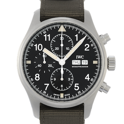 IWC Pilot's Watch Chronograph - IW377724