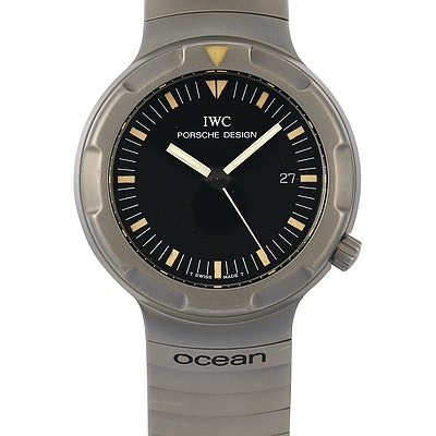 IWC Porsche Design 2000 Ocean - IW3500