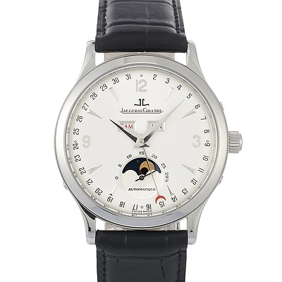 Jaeger-LeCoultre Master Control Moon Tripple Date - 140.8.98