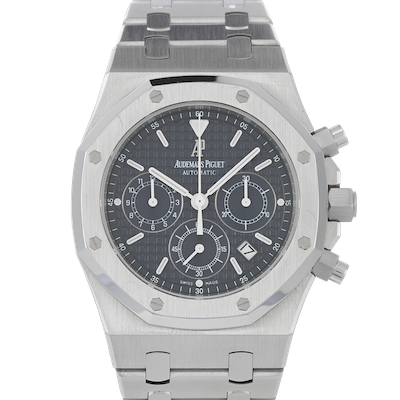 Audemars Piguet Royal Oak Chronograph - 25860ST.OO.1110ST.03