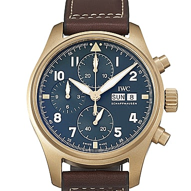 "IWC Pilot's Watch Chronograph Spitfire ""SIHH 2019"" - IW387902"