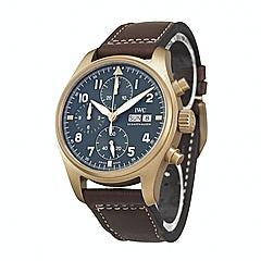 "IWC Pilot's Watch Chronograph Spitfire ""SIHH 2019"" - IW387902"
