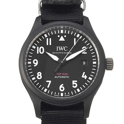 "IWC Pilot's Watch Automatic Top Gun ""SIHH 2019"" - IW326901"