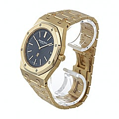 "Audemars Piguet Royal Oak ""Jumbo"" Extra-Thin - 15202BA.OO.1240BA.01"