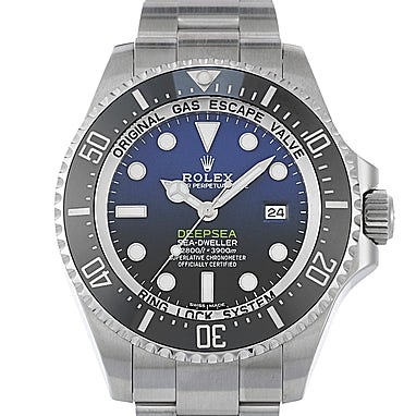 Rolex Sea-Dweller Deepsea D-Blue - 116660