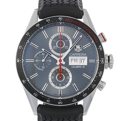 Tag Heuer Carrera Calibre 16 Day-Date Grand Prix Monaco Ltd. - CV2A1M.FT6033