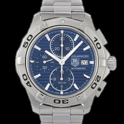 Tag Heuer Aquaracer 300M Chronograph - CAP2112.BA0833