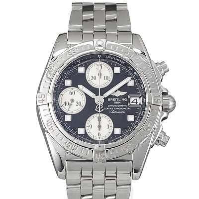 Breitling Galactic Chronograph - A13358